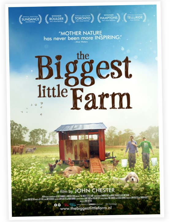 Filmposter The Biggest little Farm